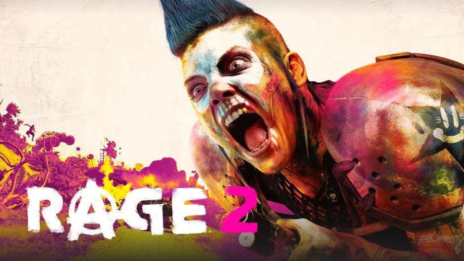 RAGE 2 también adelanta con un teaser su presencia en los Game Awards