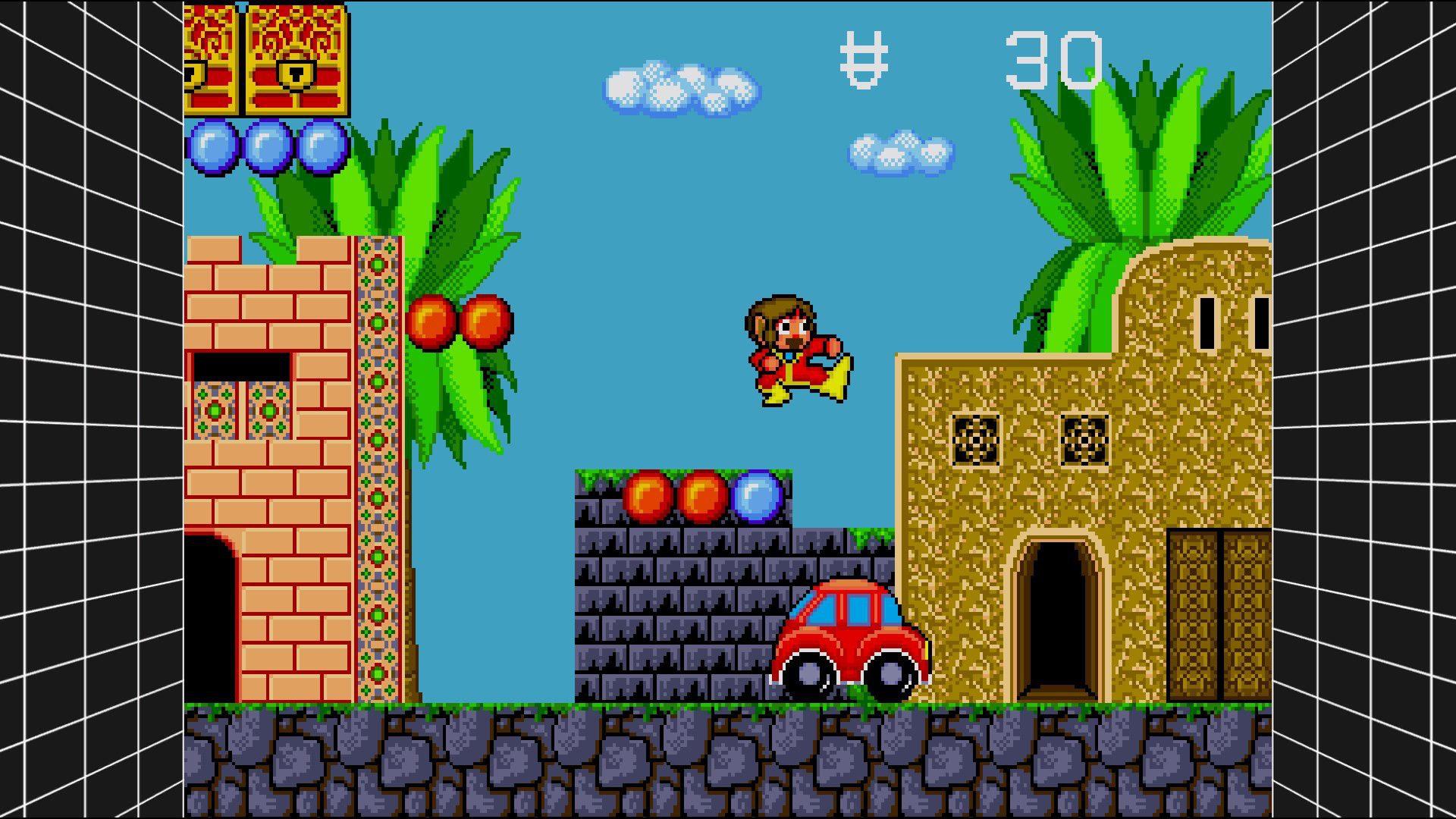 Analisis De Sega Mega Drive Classics