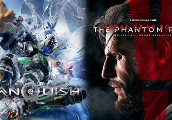 Os mostramos los primeros minutos de Metal Gear Solid V y Vanquish, los Games with Gold de mayo