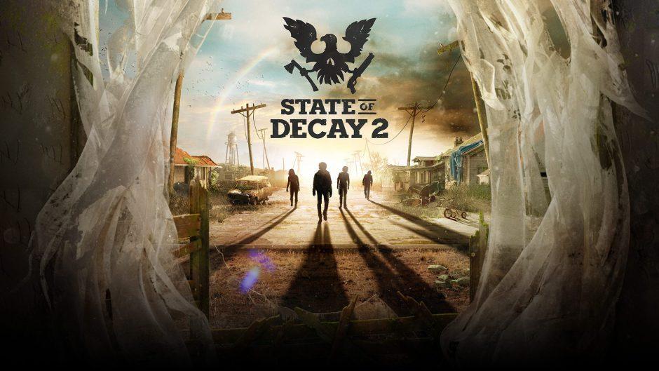 State Of Decay 2 es el juego más vendido de Xbox en GAME del mes de mayo