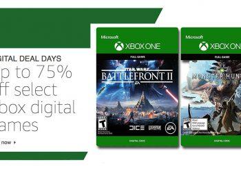 Más ofertas digitales para Xbox One, en una nueva promoción de Amazon