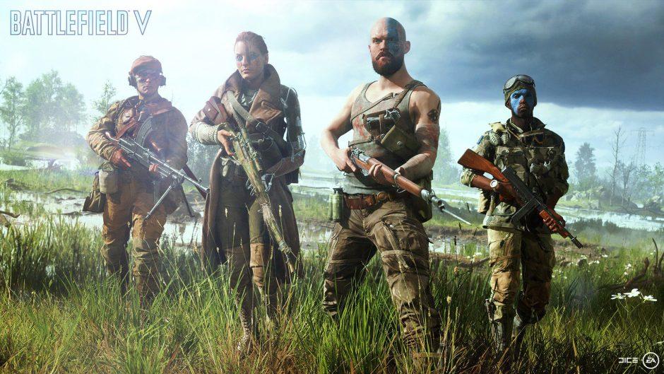 La siguiente actualización de Battlefield V llegará con cambios importantes en la jugabilidad