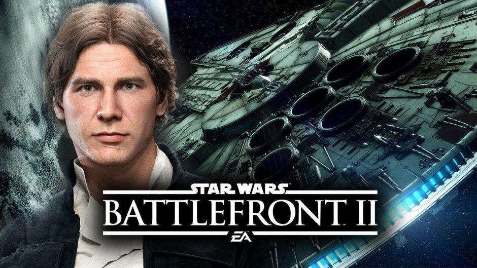 La temporada de Han Solo llega a Star Wars Battlefront II el 16 de mayo