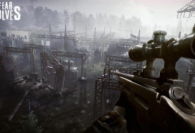 Primeras imágenes de Fear the Wolves, el battle royale de Focus Home Interactive 1