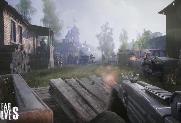 Primeras imágenes de Fear the Wolves, el battle royale de Focus Home Interactive 3