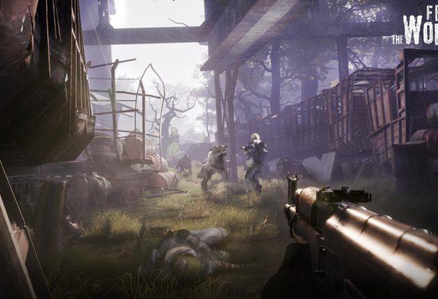 Primeras imágenes de Fear the Wolves, el battle royale de Focus Home Interactive 4