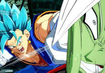 Vegetto Blue y Zamasu fusionado ya están disponibles en Dragon Ball FighterZ