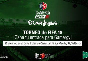 Participa en el GAMERGY OPEN FIFA XBOX EL CORTE INGLÉS y enfréntate a los mejores