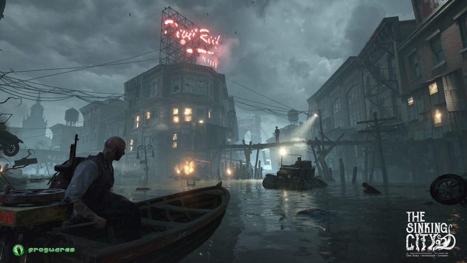 The Sinking City se prepara para el E3 con este increíble teaser