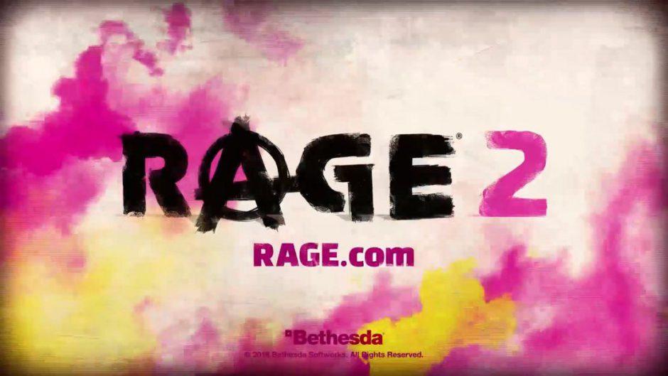 [Actualizada] Este es el primer trailer de RAGE 2 y mañana podremos ver el primer gameplay