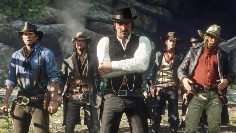 Se filtran nuevos detalles del multijugador de Red Dead Redemption 2