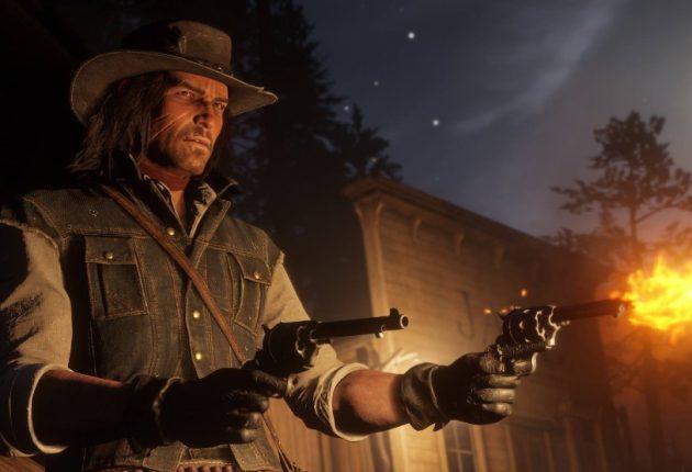 John Marston – Red Dead Redemption 2