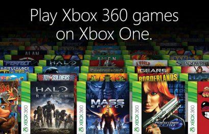 Anunciados nuevos juegos retrocompatibles para Xbox One