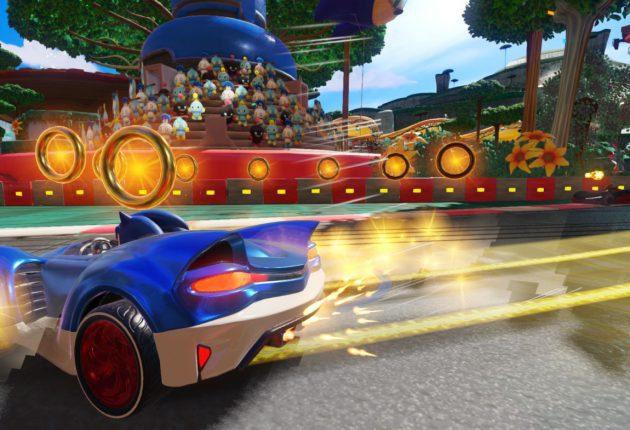 [Actualizada] Walmart vuelve a la carga: acaba de filtrar Team Sonic Racing, el rumoreado título de karts