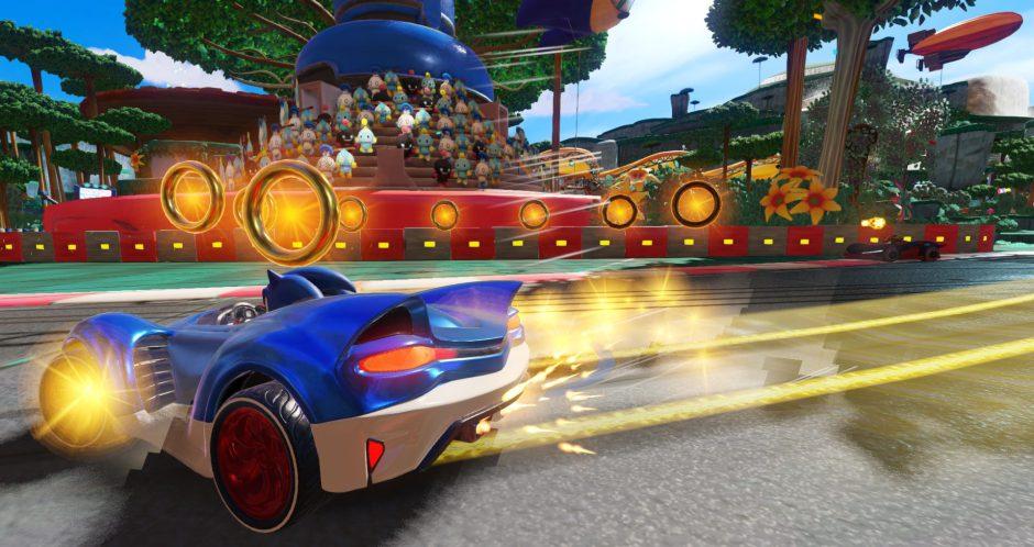 Team Sonic Racing ya tiene nueva fecha de lanzamiento