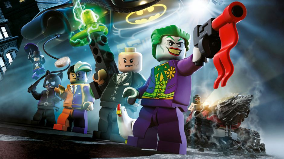 Confirmado el nuevo título Lego DC  Super-Villains