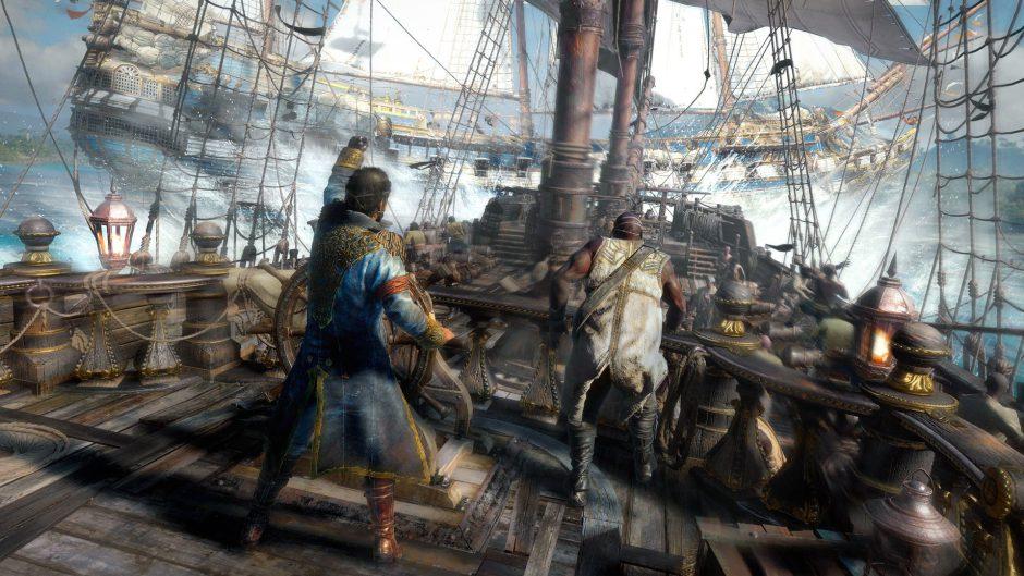 Ubisoft prepara 3 AAA sin anunciar para finales de año y ninguno es Skull and Bones