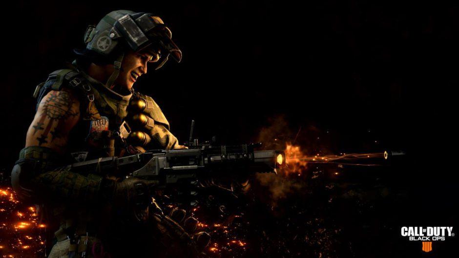 Call of Duty: Black Ops 4 ya supera en reservas a Call of Duty: WW2 en el mismo periodo
