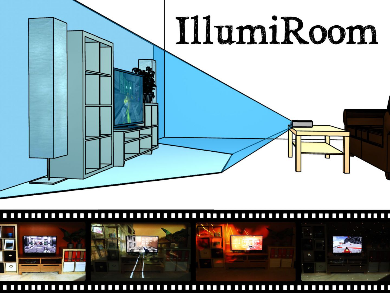 ¿Que fue de Illumiroom? La tecnología de iluminación de Microsoft para Xbox