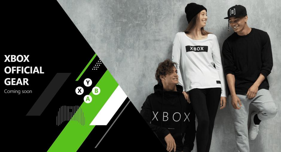 La sección de merchandising de la web oficial de Xbox abrirá sus puertas en breve