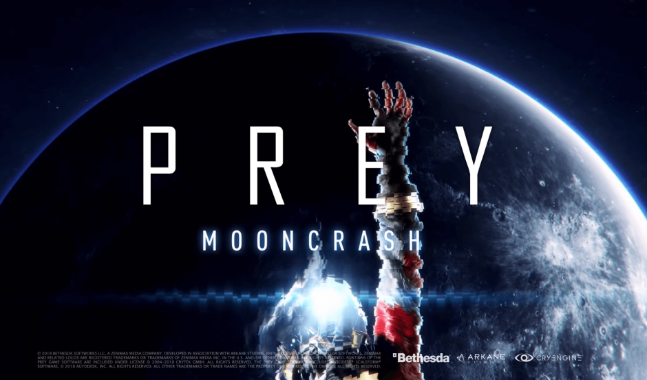 [E3 2018] ¡Sorpresa! Trailer del DLC de Prey: Mooncrash, que ya está disponible