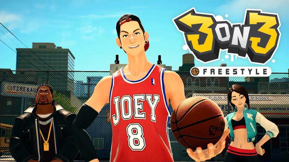 El free to play 3on3 Freestyle aparece listado para Xbox One en el sistema de clasificación PEGI