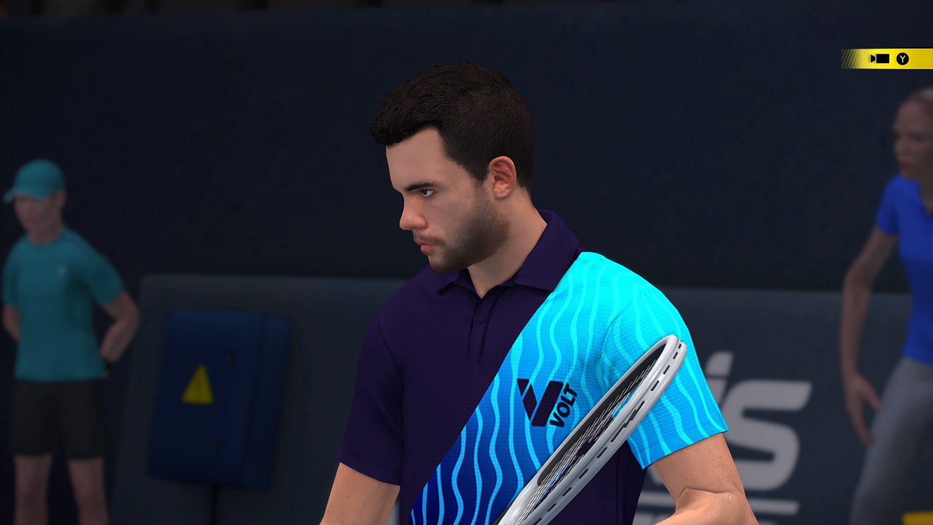 Análisis de Tennis World Tour
