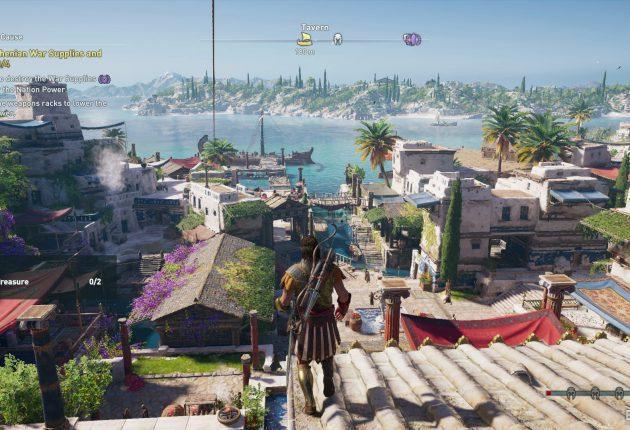 [E3 2018] Se filtran imágenes de Assassin's Creed Odyssey