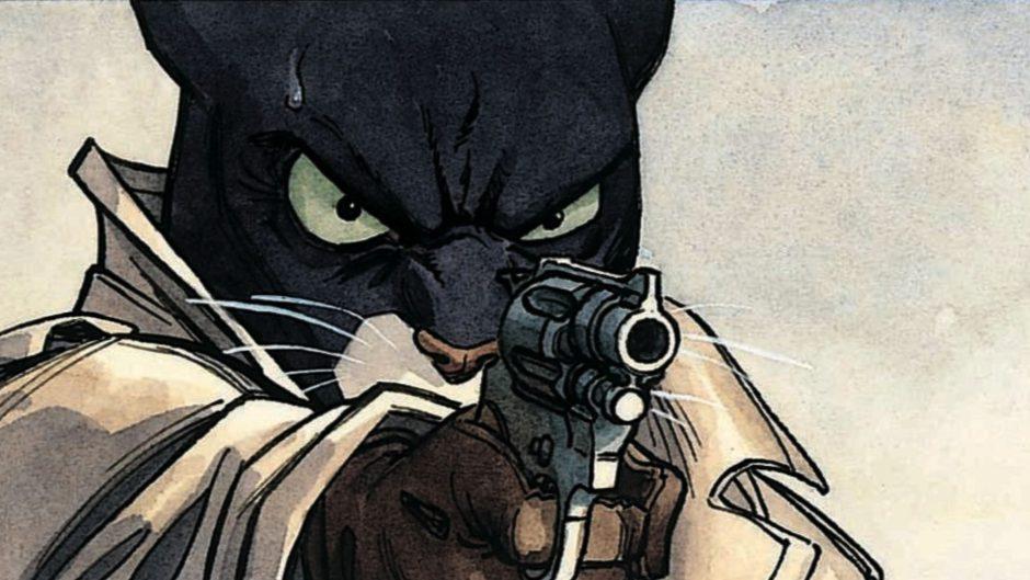 Primeras imágenes Blacksad: Under the Skin, la adaptación del cómic español en Xbox One