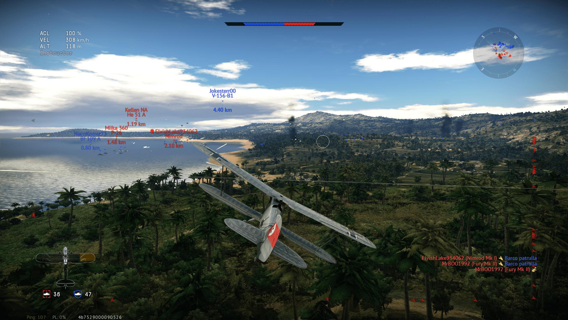 Análisis de War Thunder - Analizamos uno de los juegos bélicos para Xbox One, War Thunder ya está disponible.