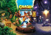 Cuatro juegos de Xbox en el top 10 de Reino Unido, que sigue coronado por Crash Bandicoot