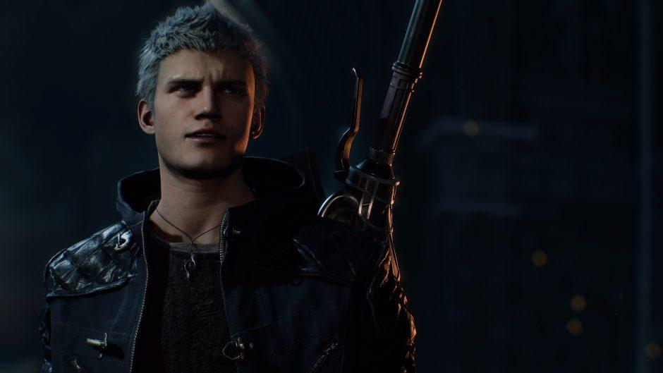 El desarrollo de Devil May Cry 5 está completado al 75%
