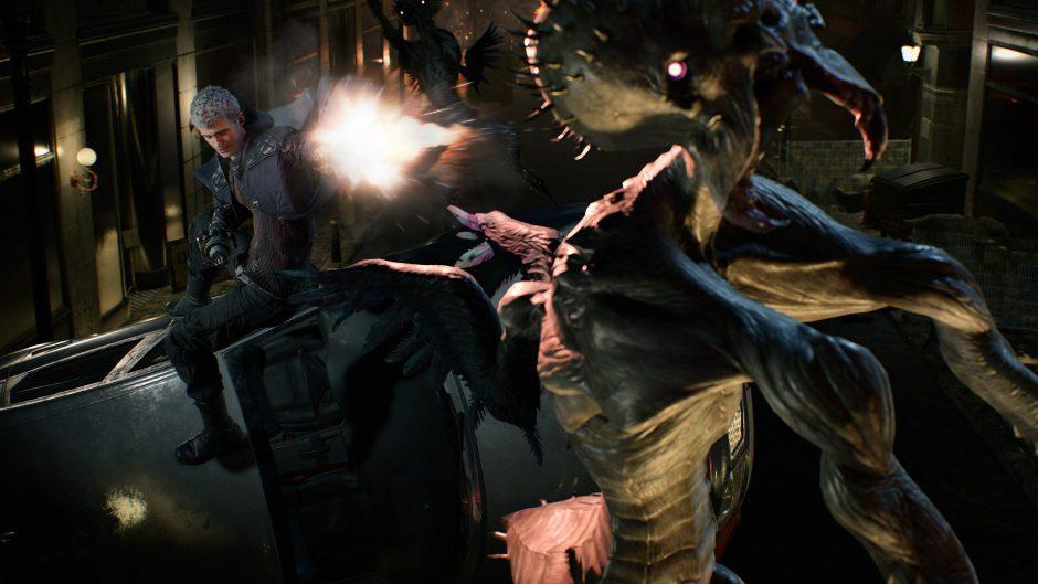 Devil May Cry 5 será jugable en la Gamescom de Colonia