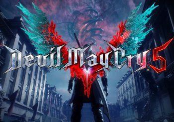 Devil May Cry 5 muestra a Dante en acción por primera vez en su nuevo trailer
