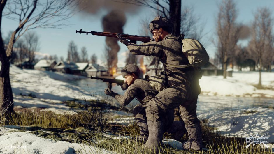 El shooter MMO bélico Enlisted entrará en Xbox Game Preview este 2018