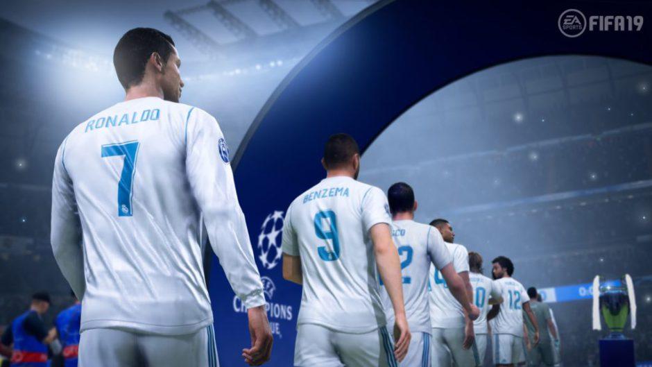 La UEFA Champions League ya es de FIFA