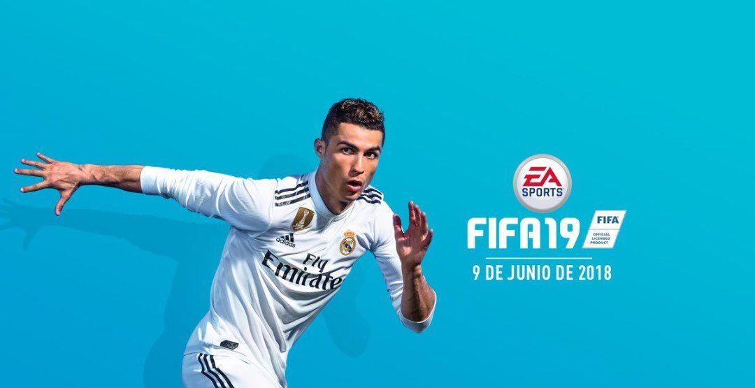 Cristiano Ronaldo será de nuevo la imagen de FIFA 19