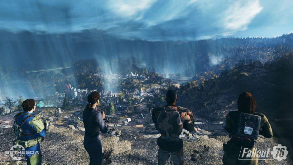La B.E.T.A. de Fallout 76 en Xbox One se abrirá de nuevo el próximo 27 de octubre