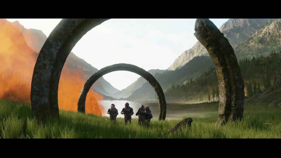 Halo Infinite confirma su modo Forge con algunas mejoras
