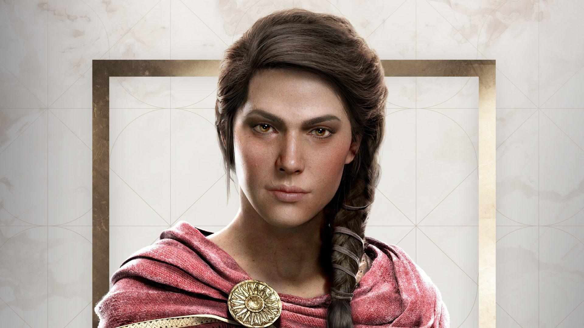 Assassin's Creed Odyssey Kassandra