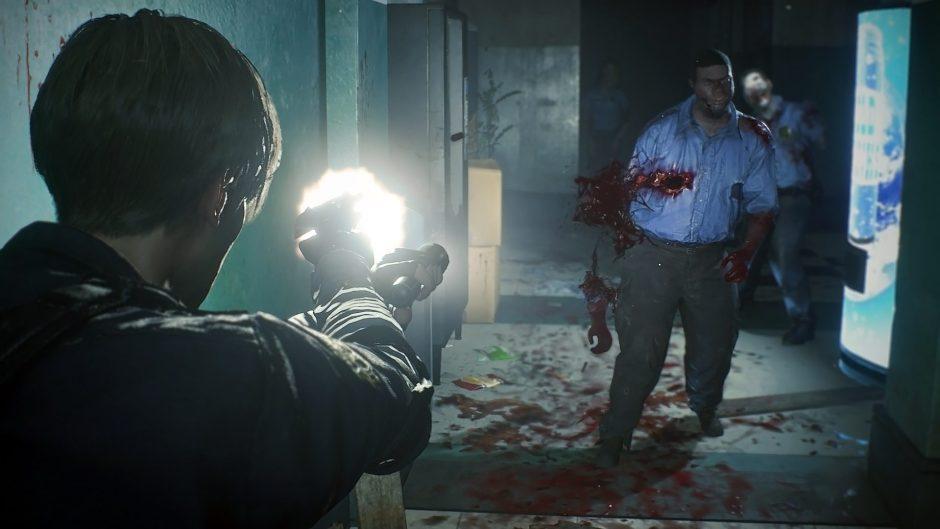Nuevo vídeo con subtítulos en castellano de Resident Evil 2