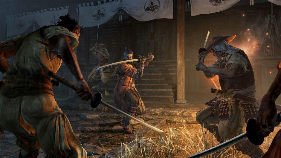Sekiro: Shadows Die Twice contará con un mundo interconectado como en Dark Souls