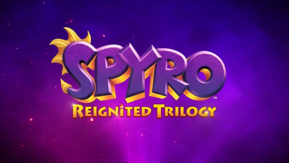 Comparan Spyro Reignited Trilogy con el título original