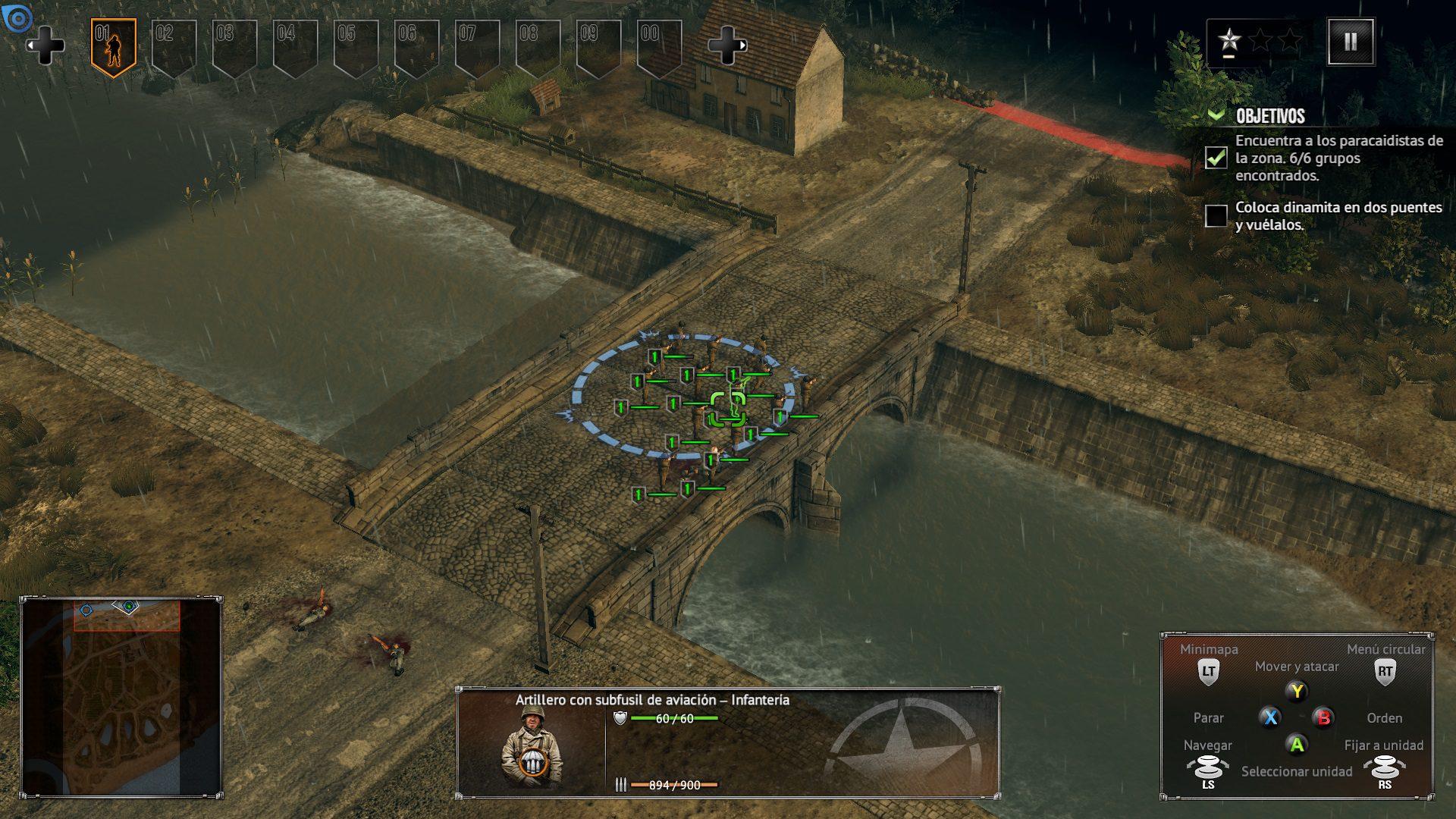 Análisis de Sudden Strike 4: European Battlefields Edition 1