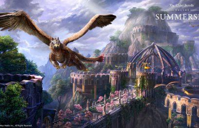 Análisis de The Elder Scrolls Online: Summerset