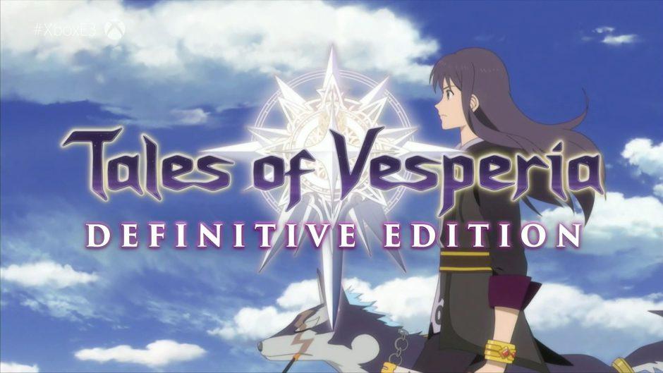 [E3 2018] Tales of Vesperia: Definitive Edition llegará a Xbox y con textos en español