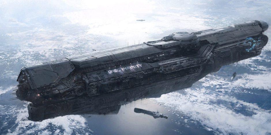 Rumor: Microsoft podría estar preparando un Spin off de Halo centrado en la UNSC Infinity