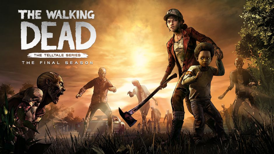 The Walking Dead: Final Season de Telltale ya tiene fecha de estreno
