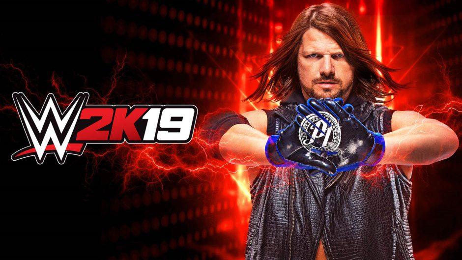 2K Games desvela la portada, fecha y ediciones de WWE 2K19