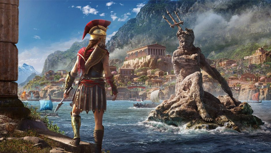 Assassin's Creed Odyssey logra un mejor debut recaudatorio que Origins